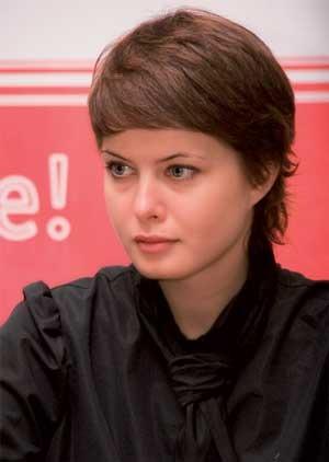 Lubov Loginova, CEO, Unicum Gaming