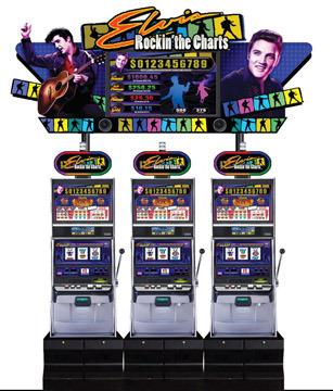 Elvis Rockin' the Charts