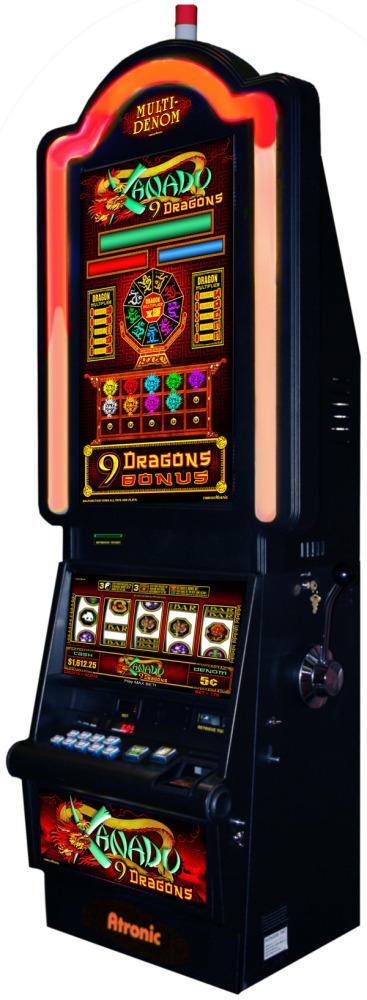 Xanadu 9 Dragons