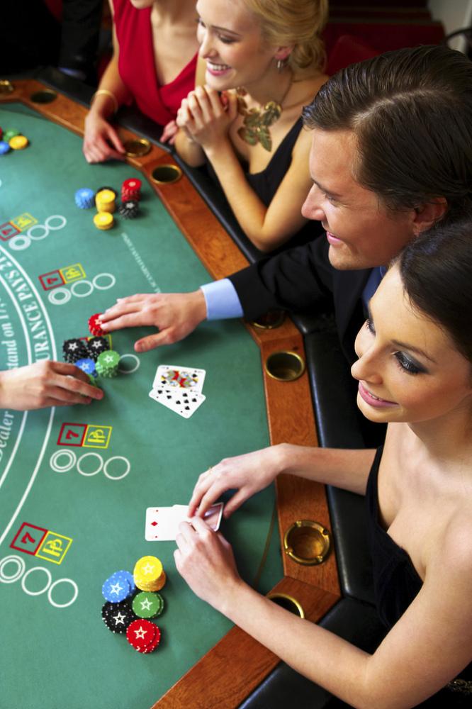 Gambling Goes Mainstream