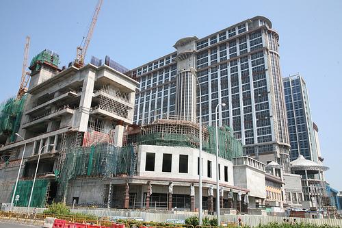Moving in Macau