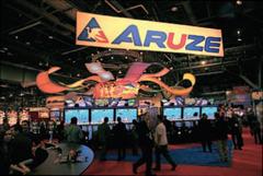 Aruze Approved in Louisiana