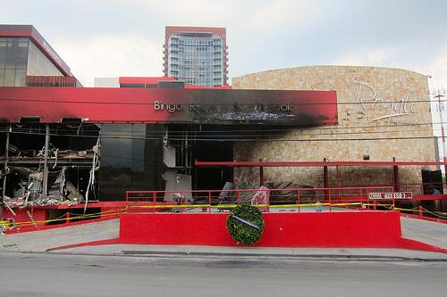 Massacre in Monterrey