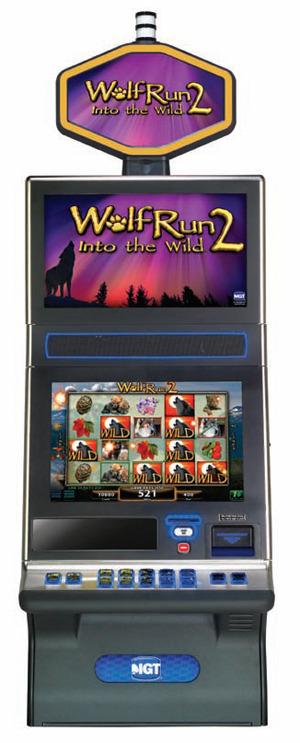 Wolf Run 2: Into The Wild