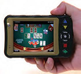 Cantor gambling unit