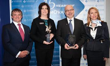 Casino Technology Receives Innovation Award