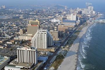 Atlantic City's Nose Dive
