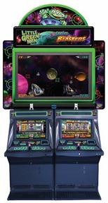 Little Green Men: Cosmic Blasters