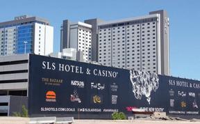 SLS Las Vegas Opens