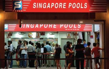 Singapore Outlaws Web Gambling