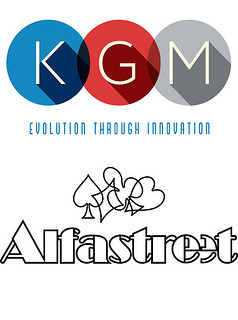 KGM to Distribute AlfaStreet Tables