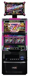 Cherry Chance Disco Seven