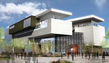UNLV to Build New Hospitality Hall