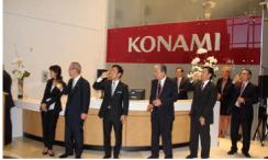 Konami Debuts Expanded Las Vegas Headquarters