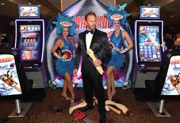 Aristocrat Unveils Sharknado Slot