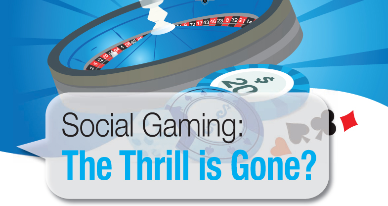 Social Gaming: The Thrill is Gone?