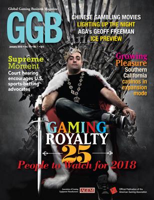 Vol. 18, No. 1, January 2018