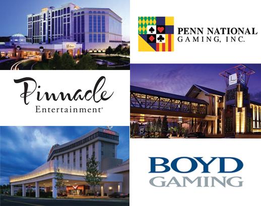 Three-Way Deal Links Penn, Pinnacle and Boyd