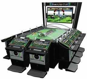 Konami's Fortune Cup Debuts in Macau