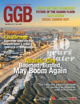 40 years of Gaming in Atlantic City