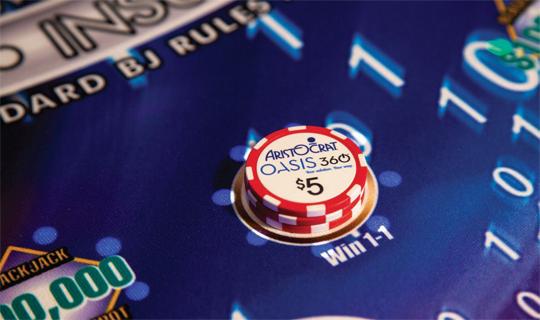 Casinos ca Küste