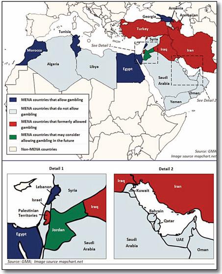 Gambling in the Muslim World – GGB Magazine