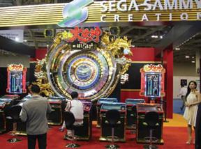 Sega Sammy Launches in U.S.