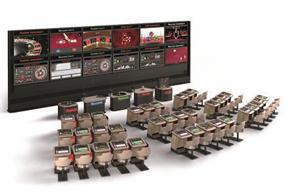 Aura Multi-Game Amphitheater Solution