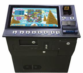 Multi-Game Bar Top