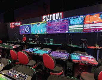 Foxwoods Adds Third Interblock Stadium