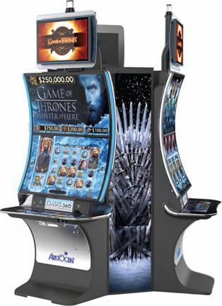 Game Od Thrones Slot Machine
