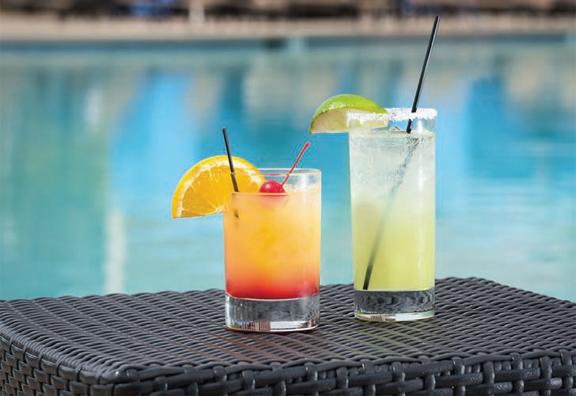 ALCOHOL AND CASINOS