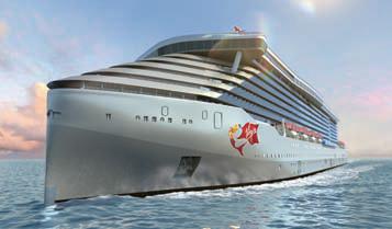 Virgin Cruise Ships Select Konami Synkros