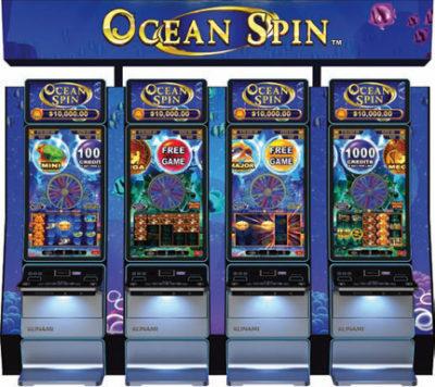 Ocean Spin Kingdom's Treasures