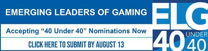Emerging Leaders of Gaming Nominations