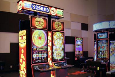 Konami's Slot Cabinet Is No. 1