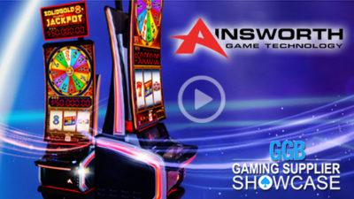 Ainsworth Previews High-Denom Slots for G2E
